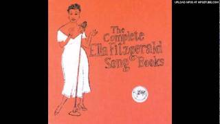 Watch Ella Fitzgerald A Ship Without A Sail video