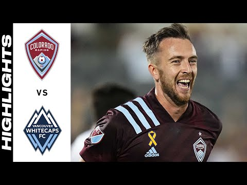 Colorado Vancouver Whitecaps Goals And Highlights