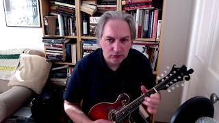 The Bucks Of Oranmore (reel) on mandolin