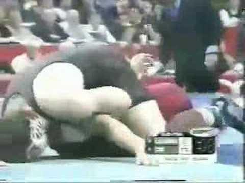 2002 NCAA: Rob Rohn (Lehigh) vs Josh Lambrecht (Oklahoma)