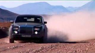 Rolls Royce Test Drive South America