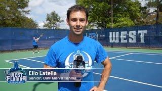 UWF Campus Correspondent: Elio Latella