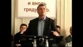 Проповедь Василя Кравчука;  Ищите Господа когда еще можно найти Его