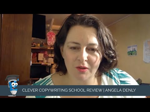 Clever Copywriting School Review: Angela Denly
