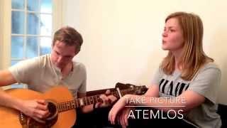 Helene Fischer - Atemlos acoustic cover