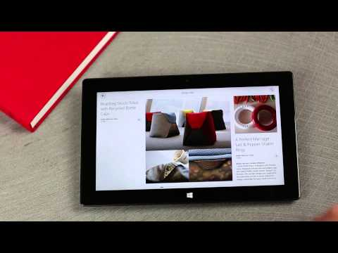 Flipboard on Windows 8.1