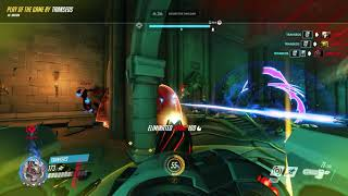 Bastion Blizzard World Potg Overwatch