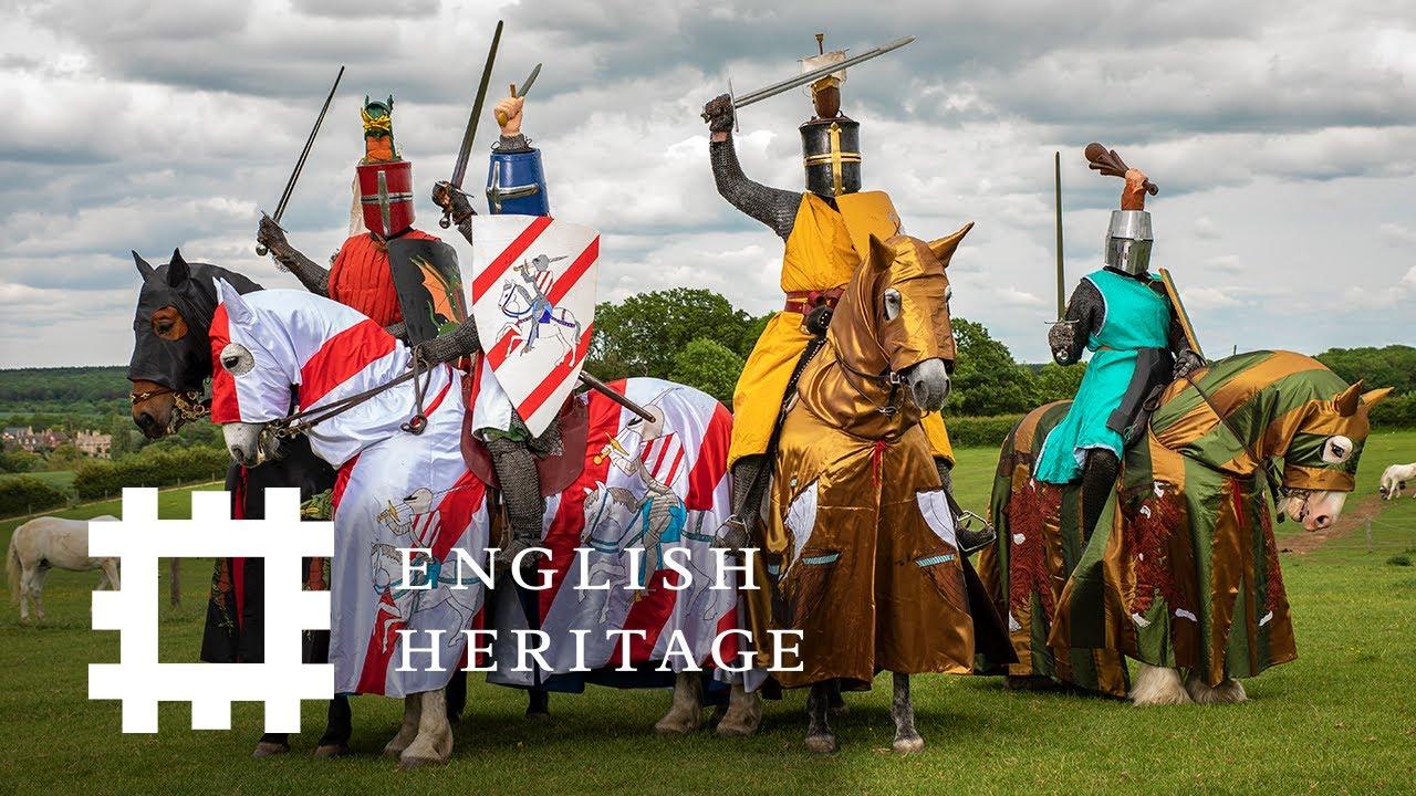 Legendary Summer Events 2019 | English Heritage