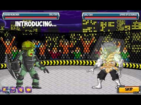 Бойцовский клуб - онлайн игра. Тот самый бойцовский клуб