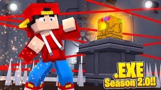 Minecraft .EXE 2.0 - ROPO FALLS INTO THANOS