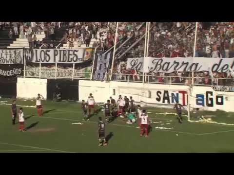 1ª fecha Torneo Federal A - Central Córdoba 2-1 Douglas Haig de Pergamino