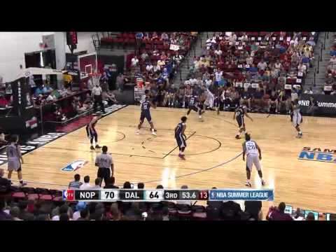 Satnam Singh NBA Summer League 2015