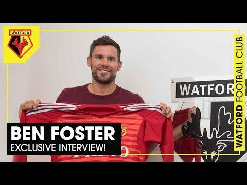 BEN FOSTER  THE FIRST ! 🎥
