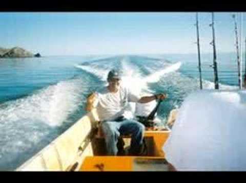 Tony Reyes Fishing Trip 2007