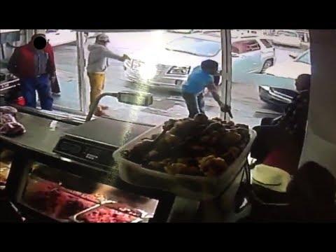 ¡Ejecutan a balazos al propietario de una carnicería en Guadalupe, Zacatecas!