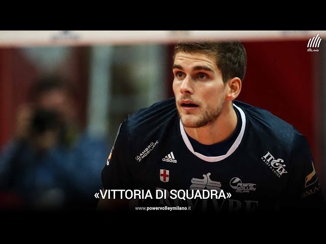 Superlega, l'intervista di Trevor Clevenot post Milano - Verona