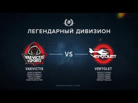 Point Blank - Легендарный дивизион Season VII 17.03.2018.