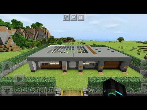 Minecraft Self Building Mansion