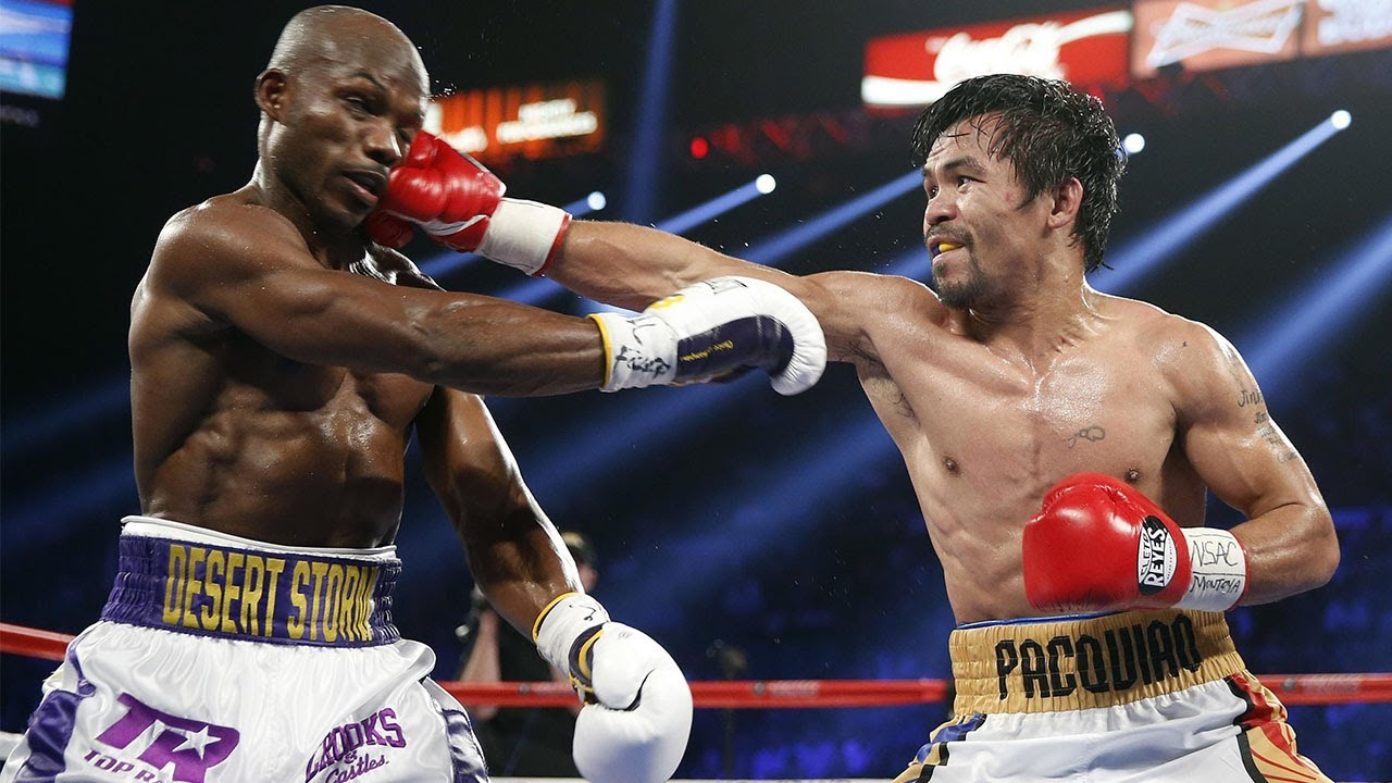 Manny Pacquiao vs Timothy Bradley 3 Full Highlights HD