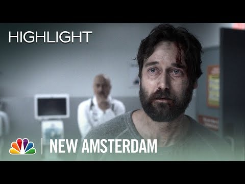 Who Did Max Lose in the Accident? - New Amsterdam (Episode H