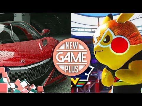 Project Cars 2, Hob und Pokemon Tekken DX   New Game Plus #57
