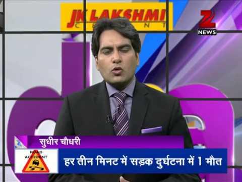 Watch: Gopinath Munde's last interview