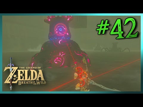 'Liquid Lizard' - Legend of Zelda: Breath of the Wild [#42]
