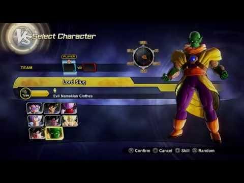 Dragon Ball Xenoverse 2 Lord Slug Early Analysis