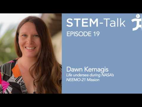 Episode 19  Dr  Dawn Kernagis talks about life undersea during NASA s NEEMO 21 Mission