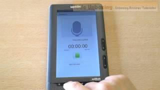 Videoreview Wolder miBuk delta 7 análisis en español