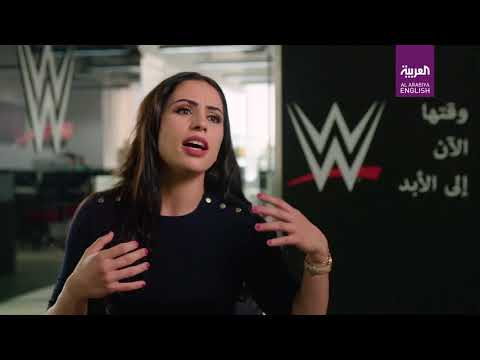 Shadia Bseiso, the Arab world's first woman to sign with WWE, tells her story
