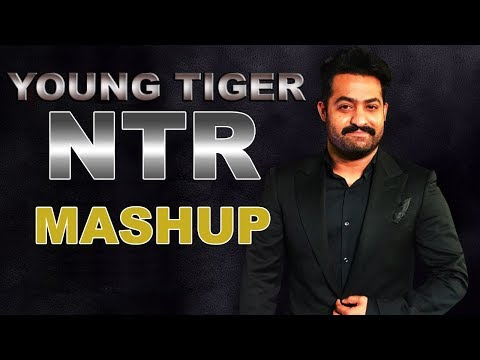 Jr NTR action mashup Full HD  |  Young Tiger | King Of Dialogs | Full HD| RA Production