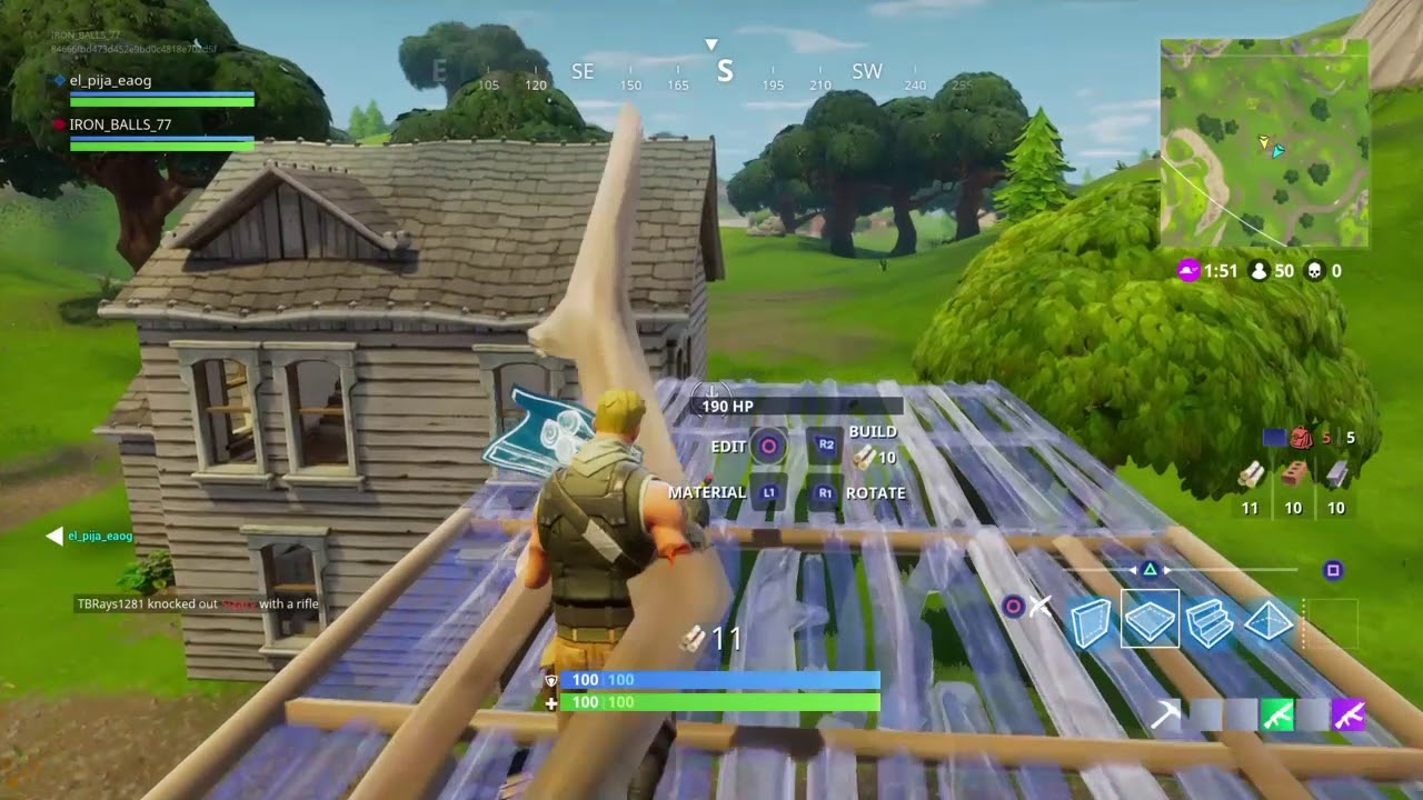 how to play fortnight switch