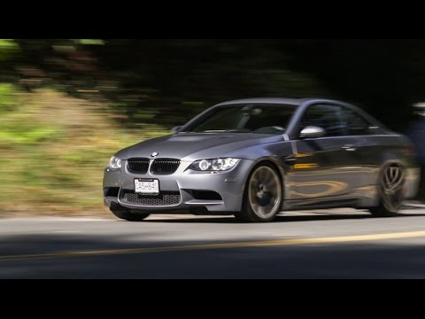 E92 BMW M3 Review | The Power of ///M