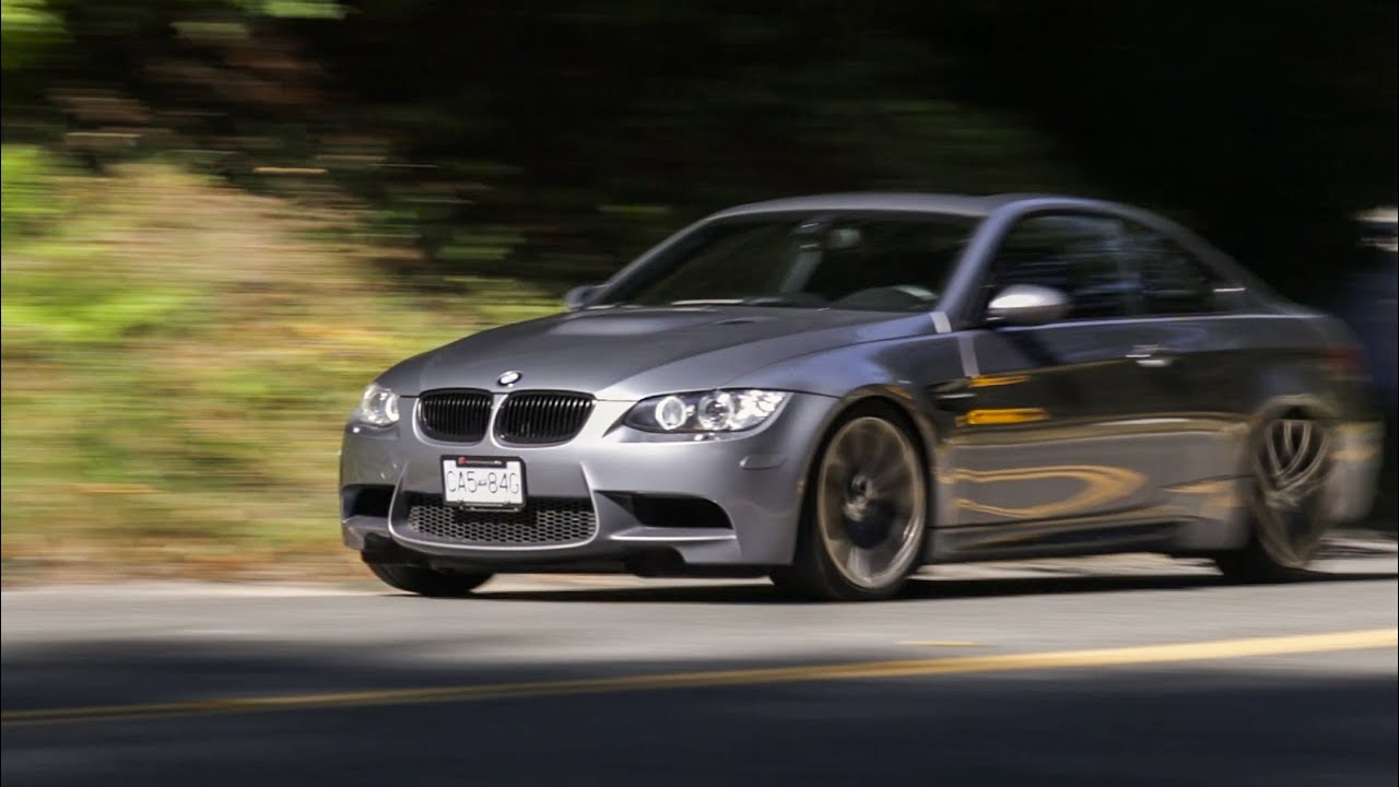 e92 bmw m3 review the power of m youtube. Black Bedroom Furniture Sets. Home Design Ideas