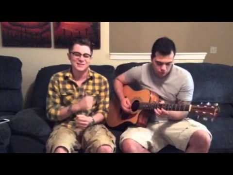 Love and Happiness (Acoustic Cover)-Dakota Pagan & Jake Eng