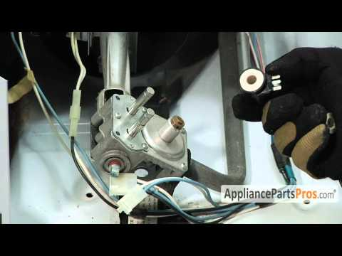 Dryer Gas Valve Coils (part #279834)-How To Replace