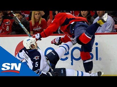 NHL's Heaviest Hitters - Volume 1