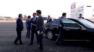 Вице-премьер Аскар Мамин проверил строительство объектов в ЮКО