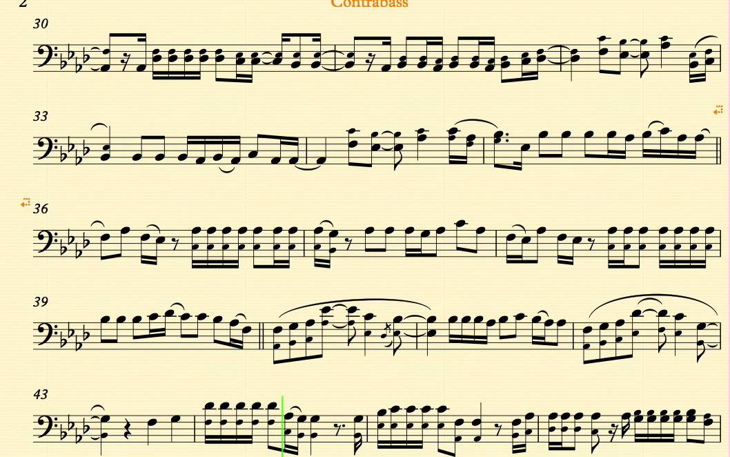 Heart Attack Demi Lovato Bass Sheet Music Chords And Vocals