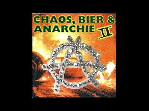 CHAOS, BIER & ANARCHIE vol.2 (German Punk/HardCore bands)