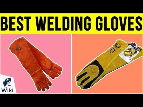 10 Best Welding Gloves 2019