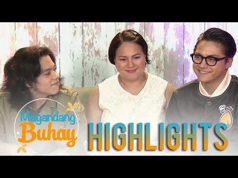 Magandang Buhay: Daniel and JC's promise to Momshie Karla