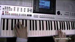 Шерлок Холмс музыка из фильма игра на синтезаторе