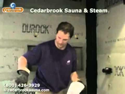 07 Build a Steamroom: Ultimate Waterproof Seal