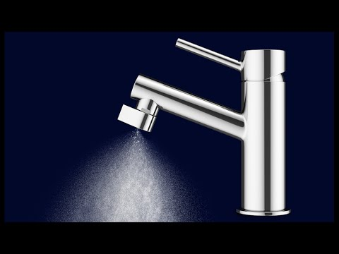 Altered:Nozzle - Same tap. 98% less water.