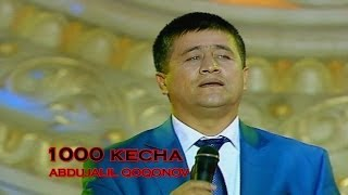 Abdujalil Qo Qonov 1000 Kecha Official Music Video