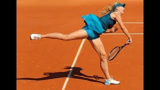 Maria Sharapova Very Best Funny Moments | Top Ten Raters