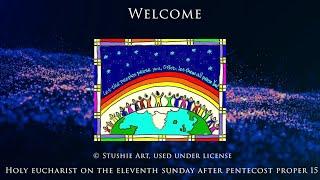 2020816 Worship Service at Resurrection