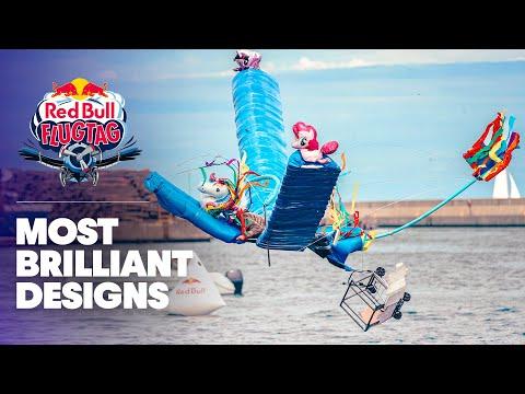 8 Flugtag Designs We'll Never Forget   Red Bull Flugtag